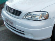 Front Bracket - Holden Astra TS