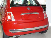 Rear Bracket - FIAT 500 All Models- 2007 -