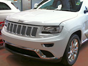 Front Bracket - Jeep Grand Cherokee WK Summit - 2014 -