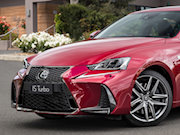 Front Bracket - Lexus IS F-Sport - 2017 -