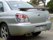Rear Bracket - Subaru Impreza - 2005 - 2007
