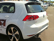 Rear Bracket - VW Golf Mk7 GTI/GTD - 2013 -